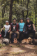 mockup-of-four-friends-at-a-campsite-wearing-customizable-t-shirts-30485_72